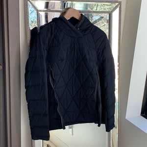 Hooded Lululemon Jacket Size 4